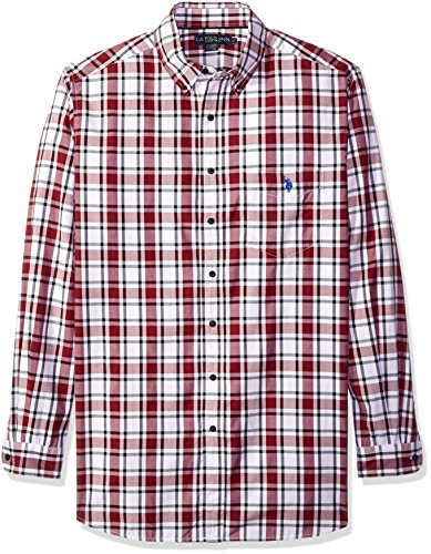 us-polo-assn-mens-tall-long-sleeve-plaid-poplin-sport-shirt-seagram-burgundy-3x-big