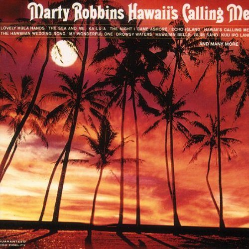 MARTY ROBBINS - Lovely Hula Hands Lyrics - Zortam Music