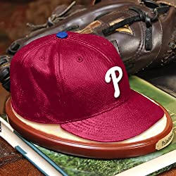 Philadelphia Phillies Memory Company Team Helmet Figurine MLB Baseball Fan Shop Sports Team Merchandise