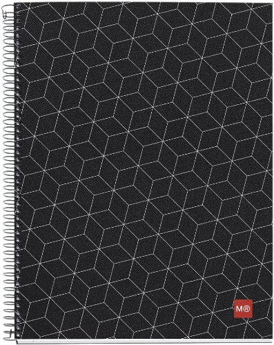 miquelrius-notebook-a4-black-cubes-85-x-11-4-subject-college-ruled