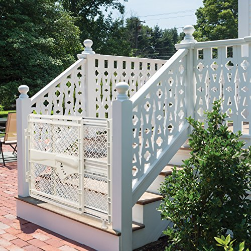 Summer Infant Indoor Outdoor Multi Function Walk Thru Gate