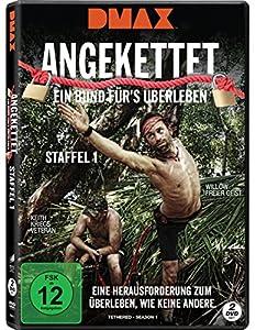Survival:: Angekettet - Ein Bund für's Überleben, Staffel 1 [2 DVDs] von Sony Pictures Home Entertainment