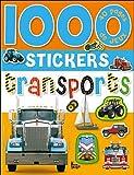 echange, troc Annie Simpson - 1000 stickers transports