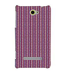 Abstract Pattern 3D Hard Polycarbonate Designer Back Case Cover for HTC Windows 8S