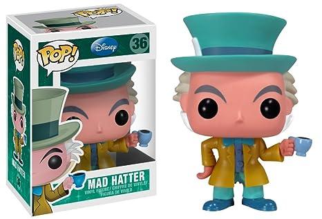Alice In Wonderland - Mad Hatter Pop! Vinyl Figure