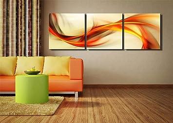 Impresión grande del arte de la lona impresiones Impresión moderna de los cuadros en lona - 4102 - MNII - 3 pedazos , 70*70- Buena calidad