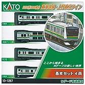 Nゲージ 10-1267 E233系3000番台 東海道線・上野東京ライン 基本セット (4両)