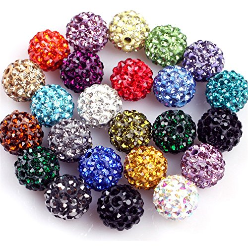 pave-shine-10mm-beads-mixed-colors-easy-use-for-jewelry-making-design-diy-10-beads-per-lots