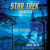 Best Defense: Star Trek: Legacies, Book 2 | David Mack
