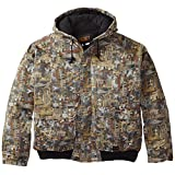 Walls Men's Big Insulated Hooded Jacket