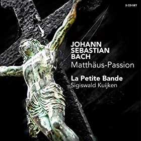 J.S. Bach: Matth�us-Passion