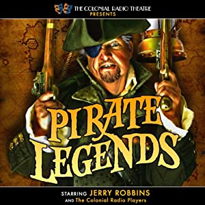 Pirate Legends Radio/TV Program