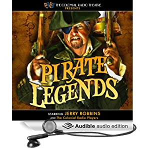 Pirate Legends -  Jerry Robbins