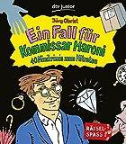 img - for Ein Fall Fur Kommissar Maroni - 40 Minikrimis Zum Mitraten by Jurg Obrist (2009-10-01) book / textbook / text book