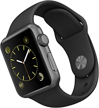 Apple Watch 38mm Aluminum Case Smartwatch