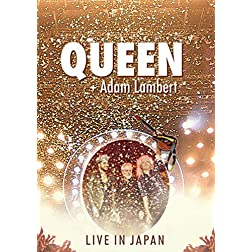 Live in Japan Summer Sonic 2014 [Blu-ray]