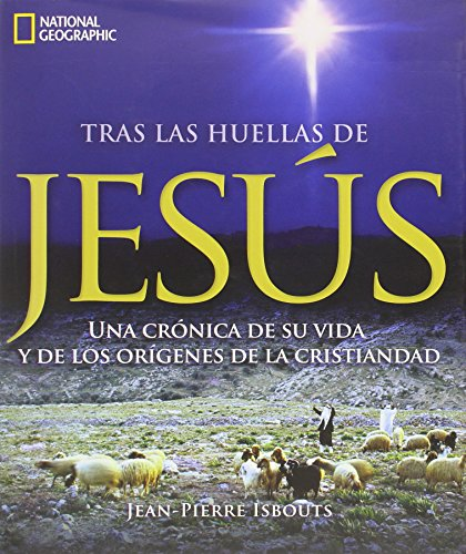 Tras Las Huellas De Jesús (GRANDES OBRAS ILUSTR)