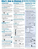 What's New in Windows 8 (from Windows 7) Quick Reference Guide (Cheat Sheet of New Features & Instructions - Laminated Card)