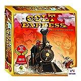 Toy - Ludonaute 217632 - Colt Express, Brettspiel, Spiel des Jahres 2015