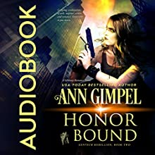 Honor Bound: GenTech Rebellion, Book 2 Audiobook by Ann Gimpel Narrated by Gregory Salinas