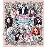 (初回特典ポスター付き・折り曲げなし)少女時代(GIRL\'S GENERATION) / THE BOYS, 3rd Album(韓国盤)