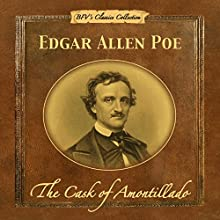 The Cask of Amontillado Audiobook by Edgar Allen Poe Narrated by Michael Pearl