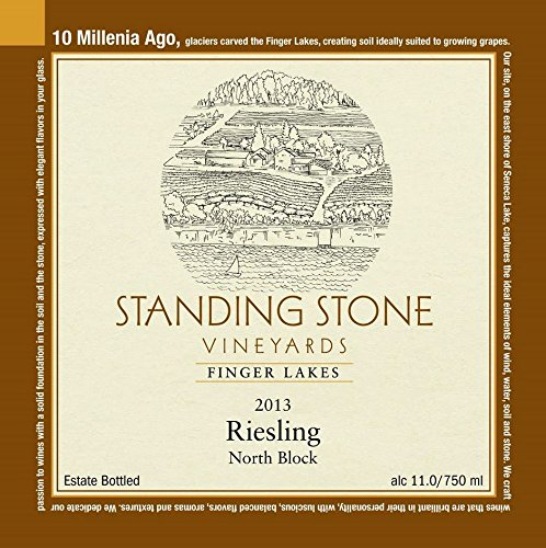 2013 Standing Stone Vineyards Finger Lakes Riesling (North Block) 750 Ml