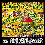 Friedensreich Hundertwasser Calendar 2013