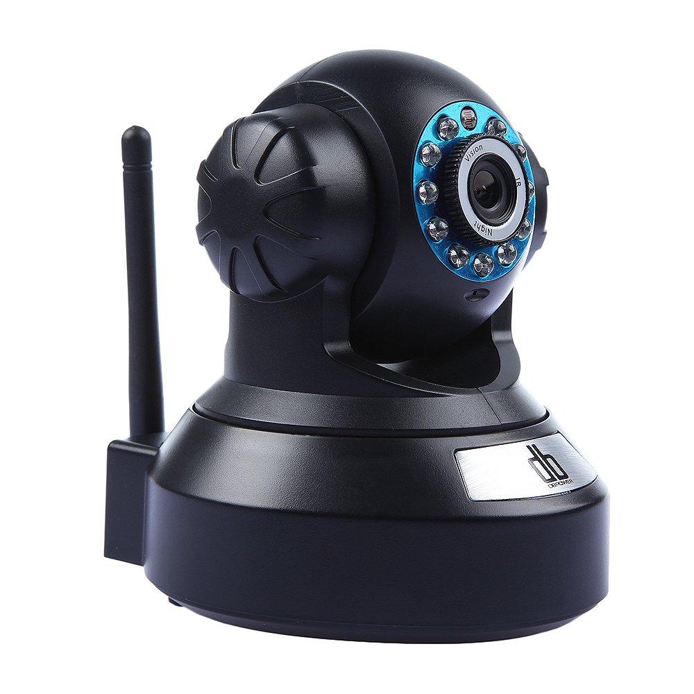 DBPOWER HD024P IPÜberwachungskamera, 1280 x 720p, mit  Rezension
