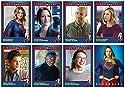 SUPERGIRL TV Show - 8 Card Promo Set