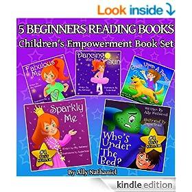 Children Book Set for Girls & Boys: Empowerment & self esteem series level 1 and 2 reading books (Bedtime Books For Toddlers & Children 3)