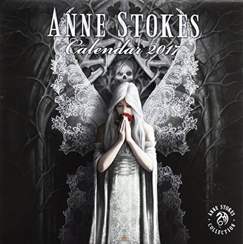 2017 Anne Stokes Official Calendar