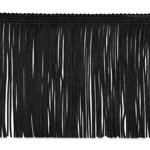 4-chainette-fringe-trim-black-fabric-by-the-yard