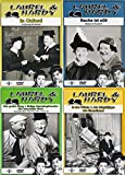 Laurel & Hardy - Collection 3: In der Wüste/Der große Fang/Rache ist süß/In Oxford (4 DVDs)