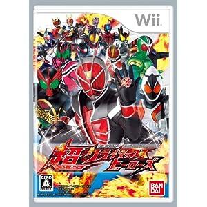 Wii 仮面ライダー 超クライマックスヒーローズ(ゲーム)