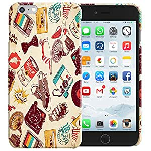 Theskinmantra Finger point back cover for Apple iPhone 6S