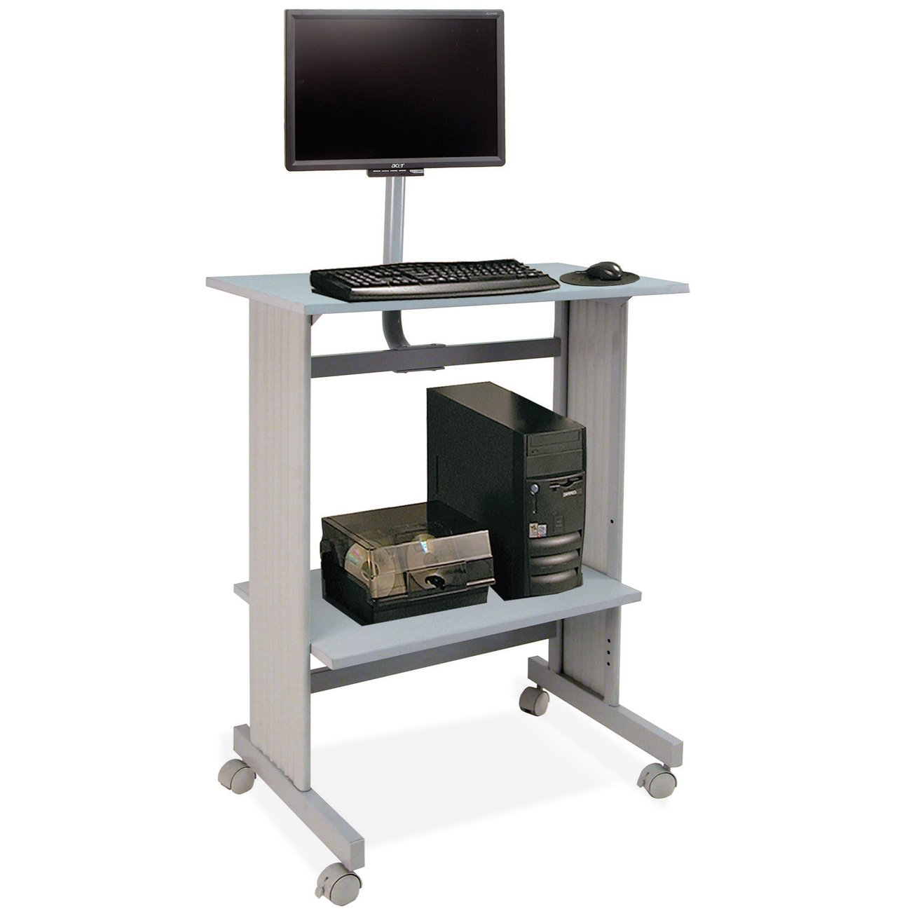 Best stand up workstations on amazon welcome to dad shopper for Best workstation table