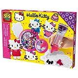 Ses - 14755 - Loisir Cr�atif - Perles � Repasser Hello Kitty - 1600 Perles + Perlamaticpar Ses
