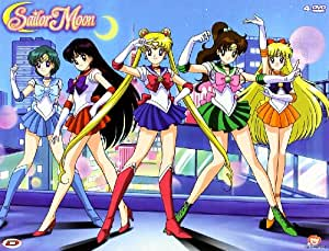 Sailor Moon Box #01 (Eps 01-16) (4 Dvd)