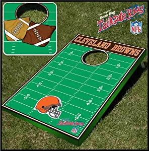 Cleveland Browns Tailgate Toss Game by Wild Sports