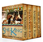 The She-King: The Complete Saga (Engl...