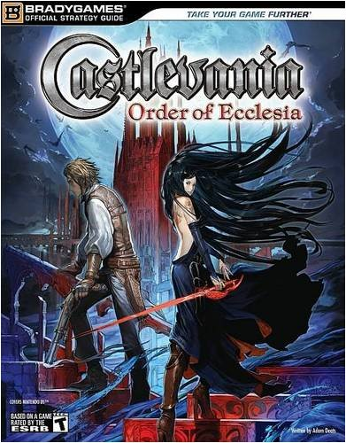 Castlevania: The Order of Ecclesia Official Strategy Guide (Official Strategy Guides (Bradygames))
