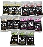 Health Warrior Chia Bars Variety, 15-Count