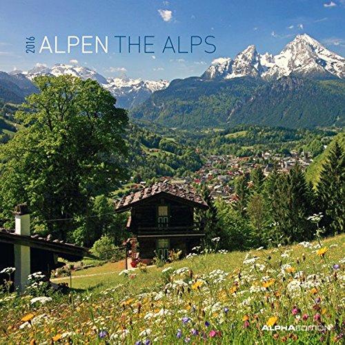 Alpha Edition 160119 Alpi Calendario da Muro 2016 30 X 60 cm Aperto PDF