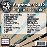 All Star Karaoke September 2012 Pop and Country Hits (ASK-1209)