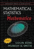 img - for Mathematical Statistics with Mathematica (Springer Texts in Statistics) book / textbook / text book