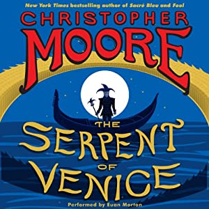 The Serpent of Venice Hörbuch