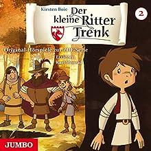 Der kleine Ritter Trenk 2: Die Räuberfalle / Das Heiratsversprechen Hörspiel von Kirsten Boie Gesprochen von: Karl Menrad,  div.