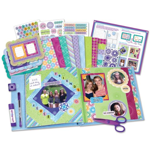 Scrapbooking kids ideas for Amazon gelbsticker