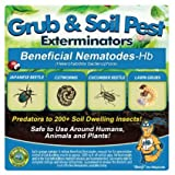 25 Million Live Beneficial Nematodes Hb - Soil Pest Exterminator
